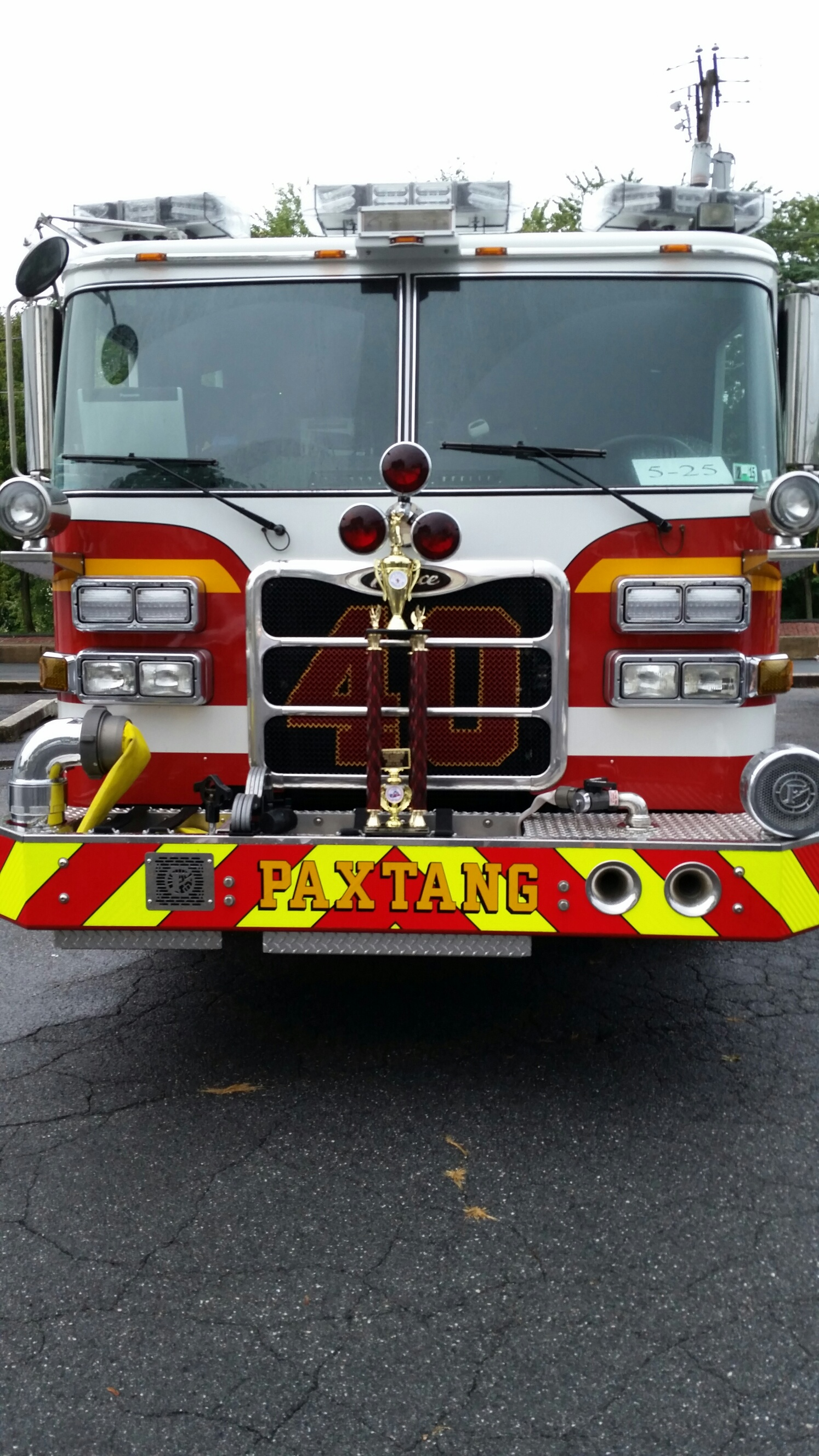 Paxtang Fire Company – Our Duty To Protect